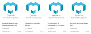Formations Damaris