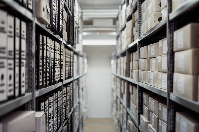 Site archives physiques